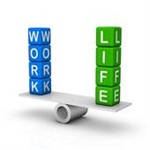 Employer Encouraged Work-Life Balance